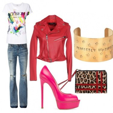 Outfit Rock #2186