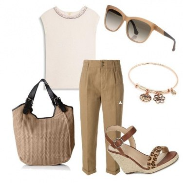 Outfit Saldi....chic