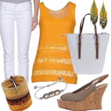 Outfit Pomeriggi d\'estate