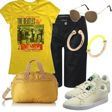 Outfit TSK T-shirt