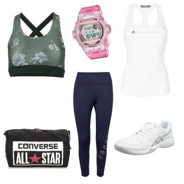 Outfit Fitness style