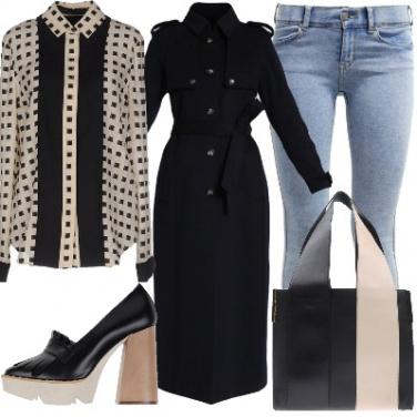 Outfit Il maxi cappotto