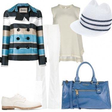 Outfit Ispirazione marinara