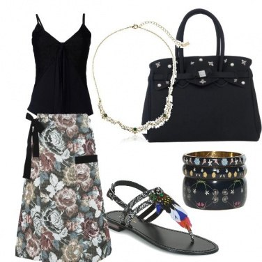 Outfit Etnico #2625