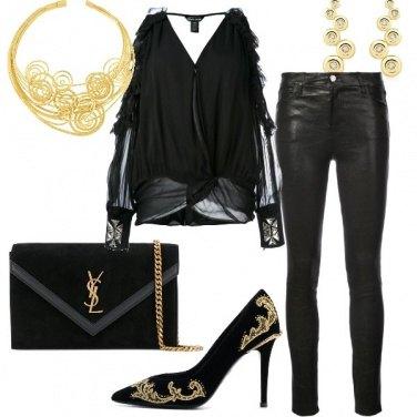 Outfit Serata vip