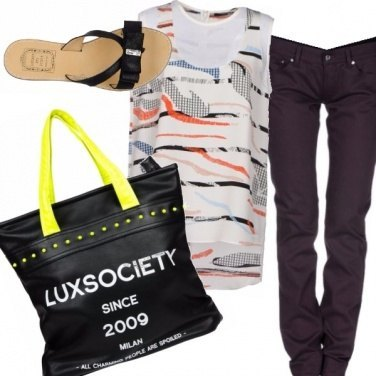 Outfit Lux society