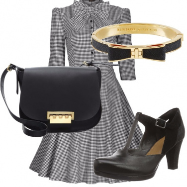 Outfit Dal gusto retro