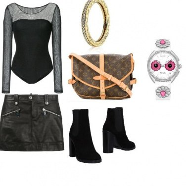 Outfit Rock #2191