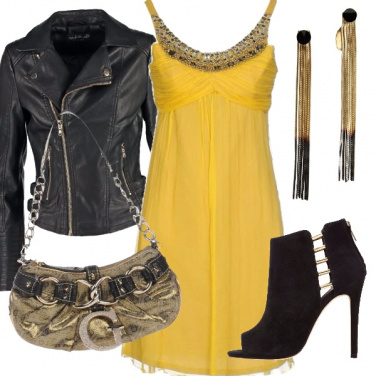 Outfit Aperitivo time