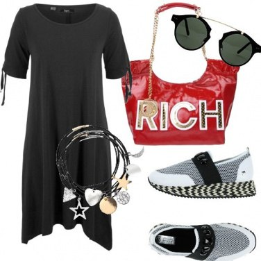 Outfit Easy e trendy in low cost