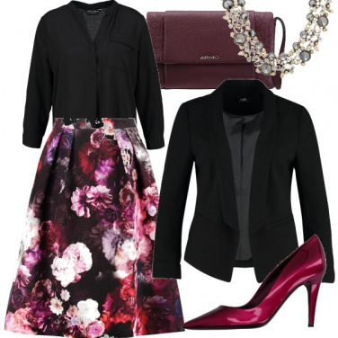 Outfit Power flower