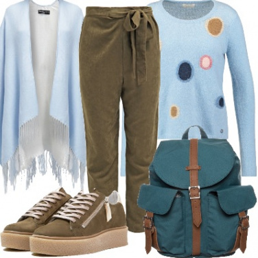 Outfit Autunno low cost