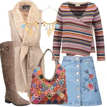 Outfit Ispirazioni etniche