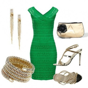 Outfit Mojito chic