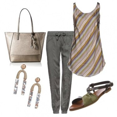 Outfit Etnico #2638