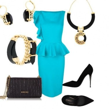 Outfit Wedding