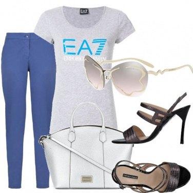 Outfit Shopping da Armani