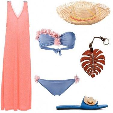 Outfit Al mare con stile