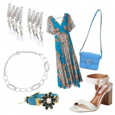 Outfit Etnico #2635