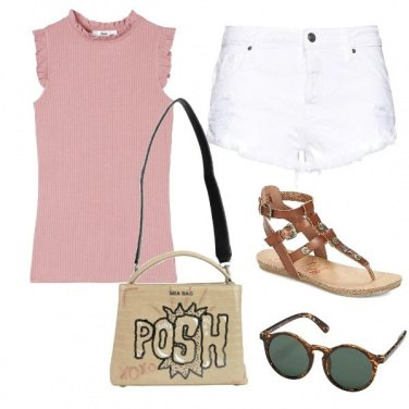 Outfit Viva lo shorts