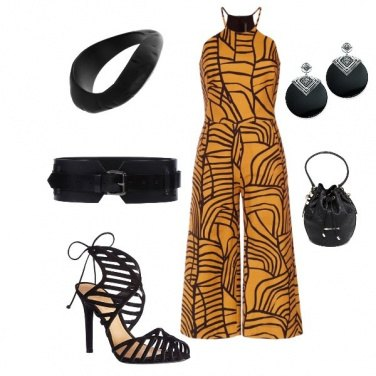 Outfit Etnic-Chic