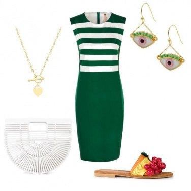 Outfit Un look divertente