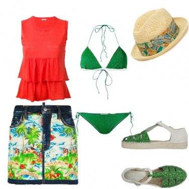 Outfit Spiaggia da sogno
