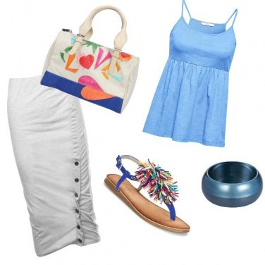 Outfit Basic #11376