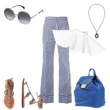 Outfit Sunday Morning in Amalfi Coast