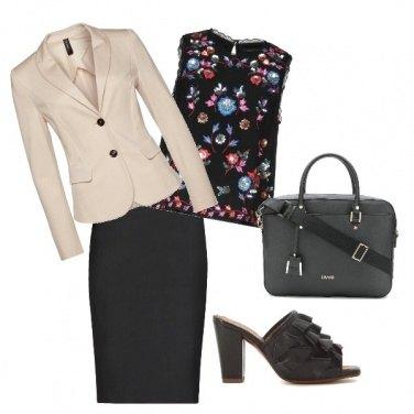 Outfit Giornata a lavoro
