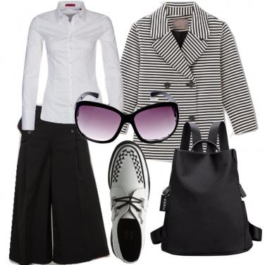 Outfit Outfit pratico... ma stiloso!