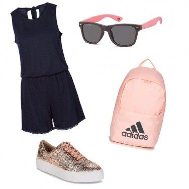 Outfit Abbigliamento a prova di viaggio!