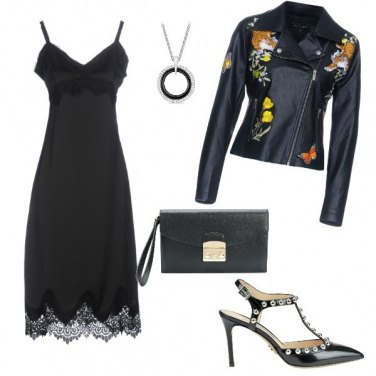 Outfit Let\'s go to the party