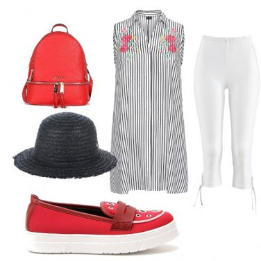 Outfit Passeggiata lungolago