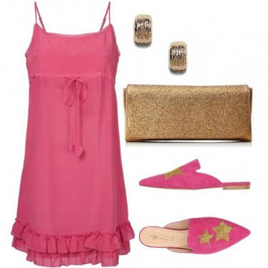 Outfit Cenetta in spiaggia