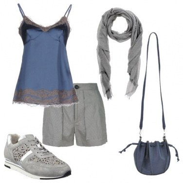 Outfit Urban-chic