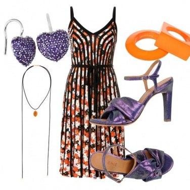 Outfit Sandalo Cangiante