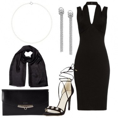 Outfit Chic in black