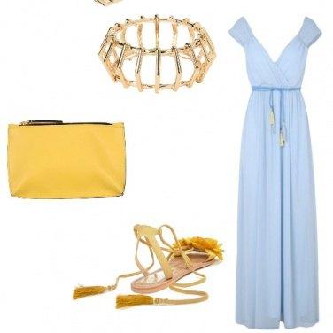 Outfit Stile impero romano