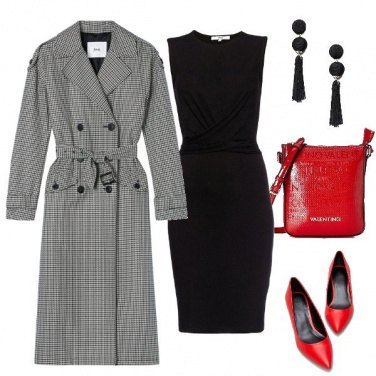 Outfit Decisa, punto!