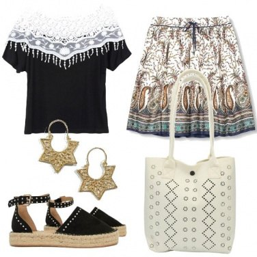 Outfit Etnico #2660
