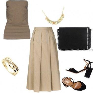 Outfit Chic, semplicemente elegante