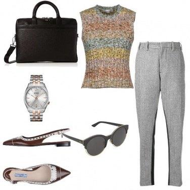 Outfit Bon Ton, giornata di lavoro