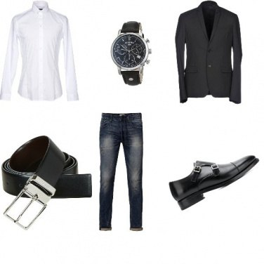 Outfit Elegante informale