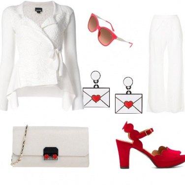 Outfit La posta del cuore