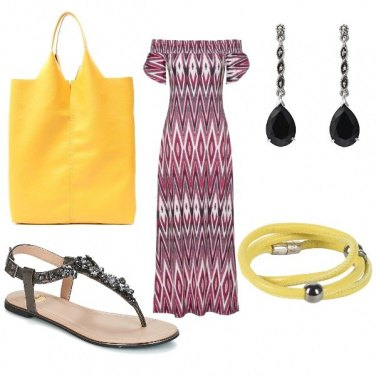 Outfit Etnico #2663