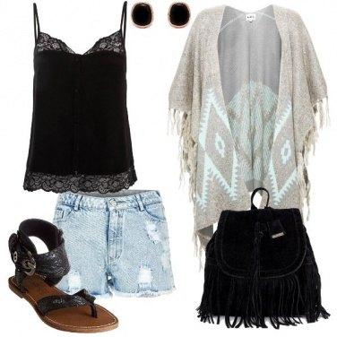 Outfit Un falò in spiaggia