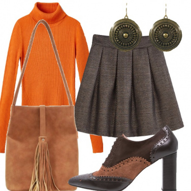 Outfit A spasso in autunno