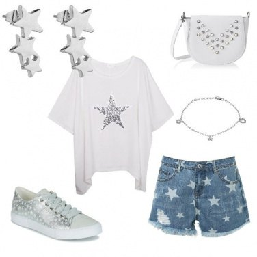 Outfit Stars and stars