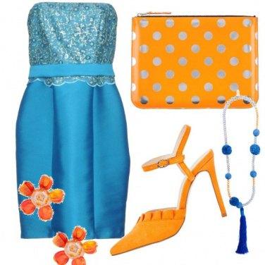 Outfit Cena tra ragazze